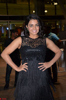 Wamiqa Gabbi in a sleeveless Black Designer Transparent Gown at 64th Jio Filmfare Awards South ~  Exclusive 053.JPG