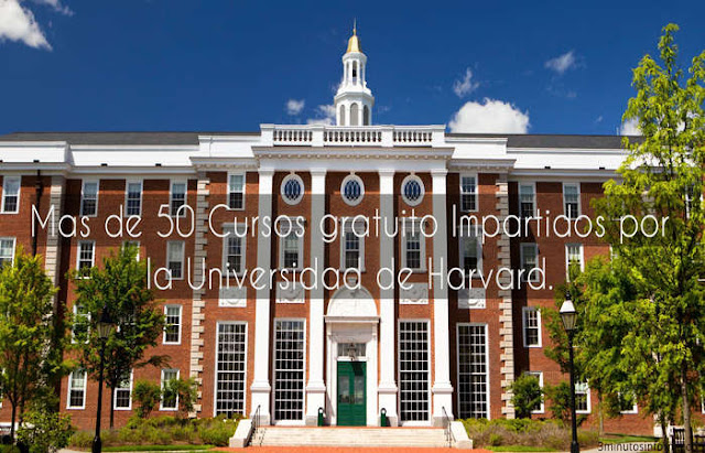 cursos-gratis-universidad-harvard