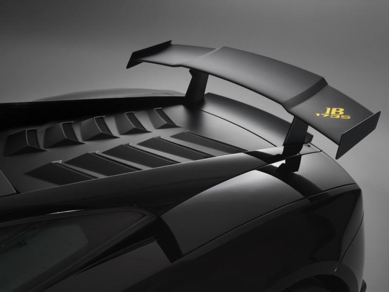 Car Accessories Lamborghini Sports Car Spoiler