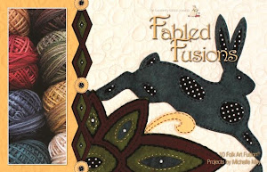 My Folk Art Fusion Book