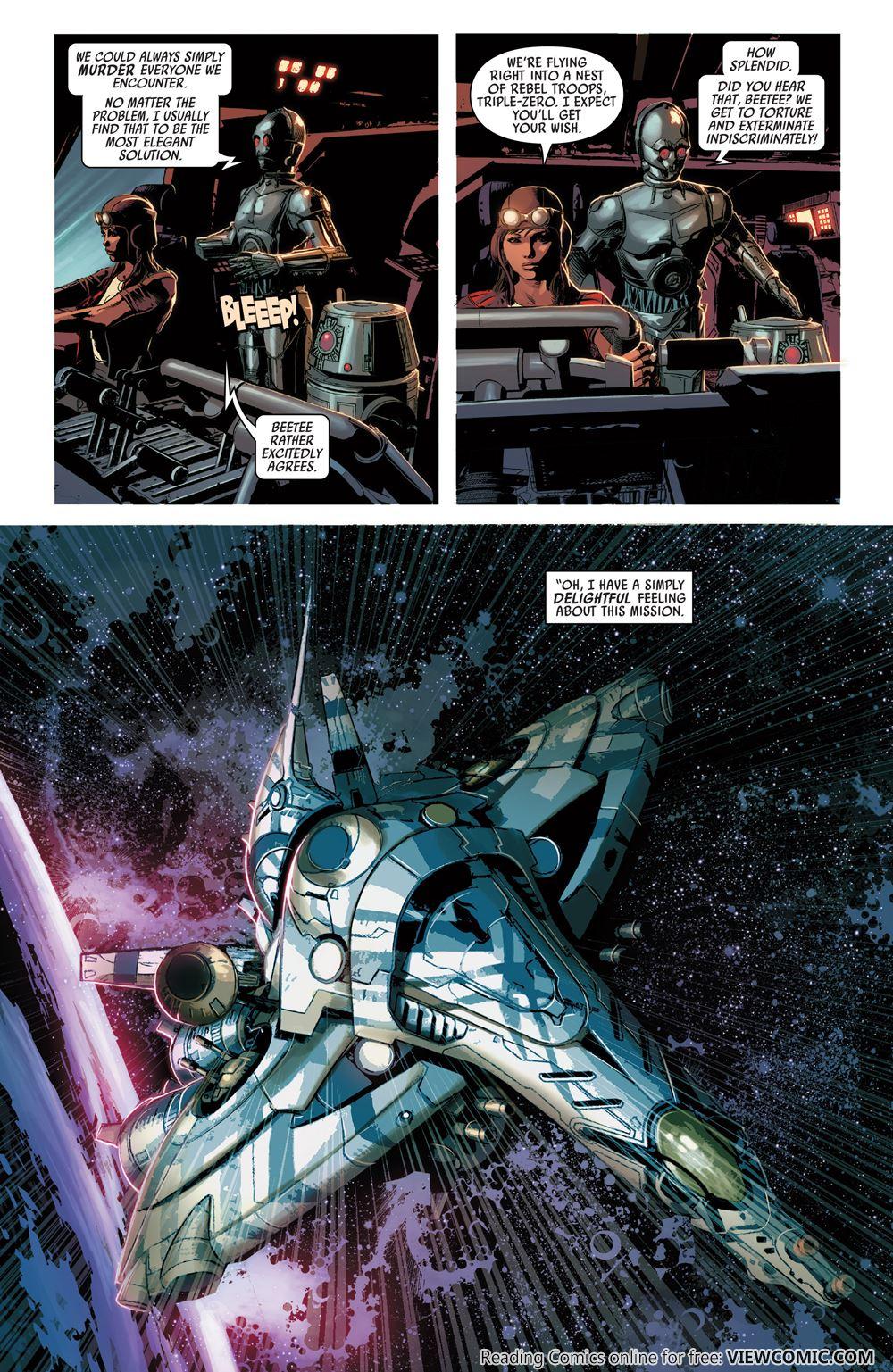 Star Wars – Vader Down 01 (2016) ………… | Reading Comics
