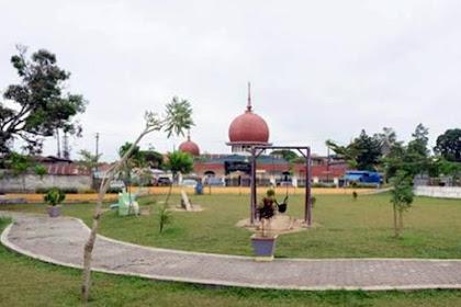 Taman Wisata Ngarai Maaram Kota Bukittinggi Sumatera Barat