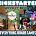 Kickstarter Recap - December 7, 2018