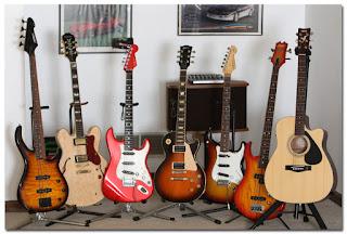Harga Guitar Elektrik Sekarang