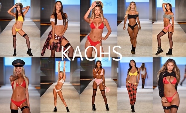 KAOHS Swim Runway Collection 2018