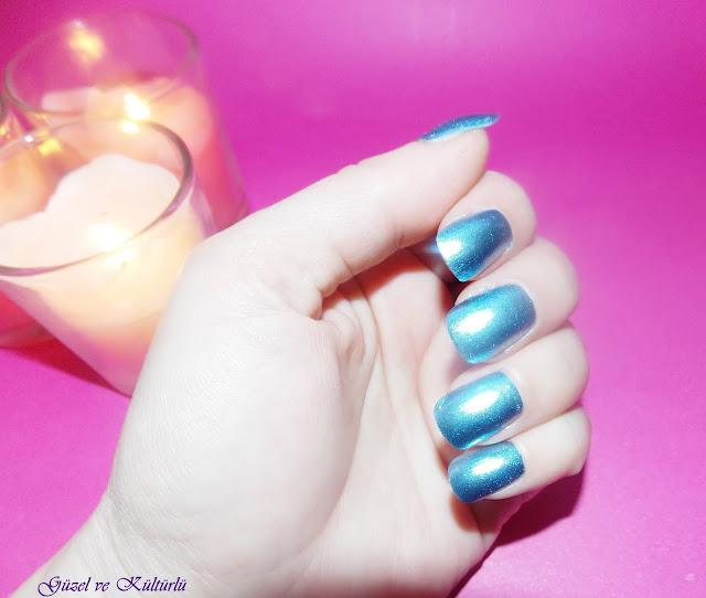 NYC 272 Precious Sapphire Oje