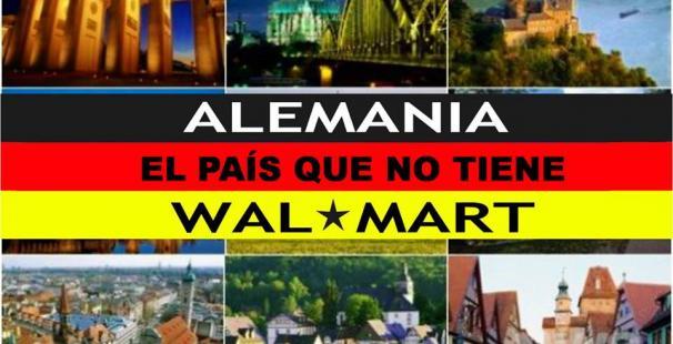 ¿Por qué en Alemania no hay Wal-Mart?