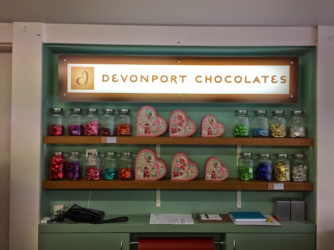 Devonport Chocolates, A Hearing Impaired friendly shop