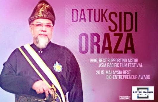 Sidi Oraza, Hero Malaya Tahun 90an. Dari Pelakon, Kini Bergelar Usahawan Berjaya