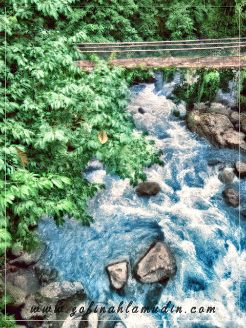 Poring Hot Spring, Ranau, Sabah
