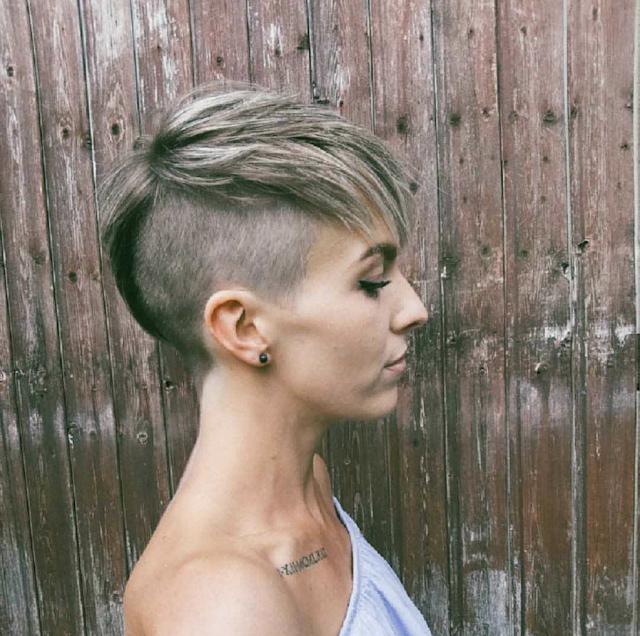 trendy hair for women short hair