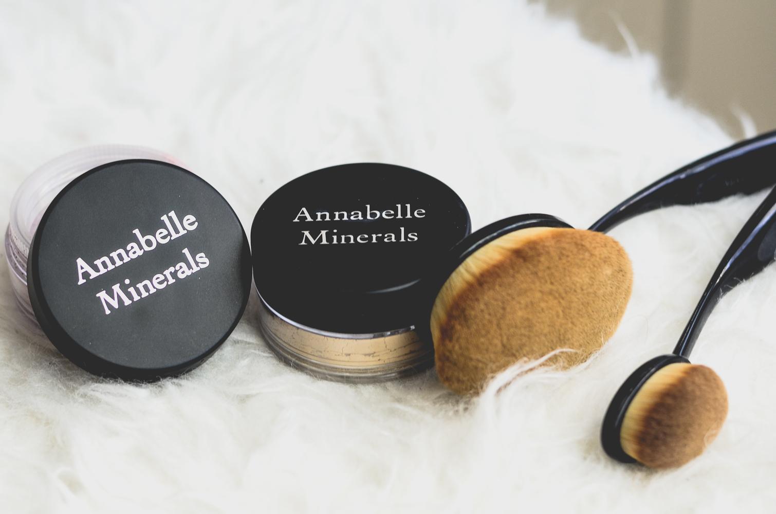 annabelle minerals kosmetyki naturalne recenzja blog
