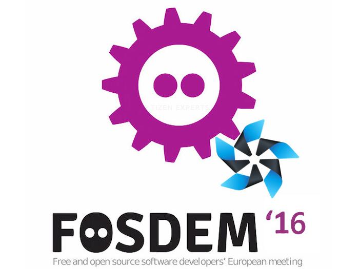 FOSDEM 2016