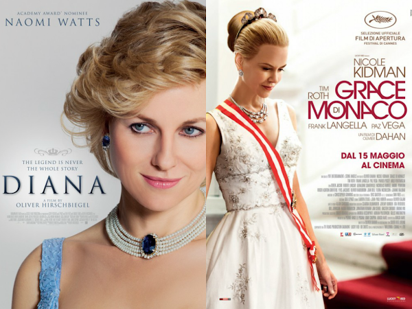 Today's Obsession: Lady Diana Spencer & HSH Princess Grace (Kelly) of Monaco