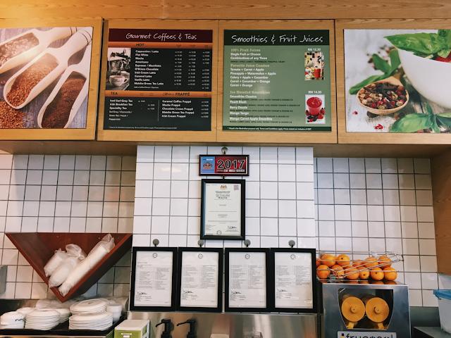 O'Briens Irish Sandwich Cafe @ Komtar JBCC, Johor Bahru, Malaysia