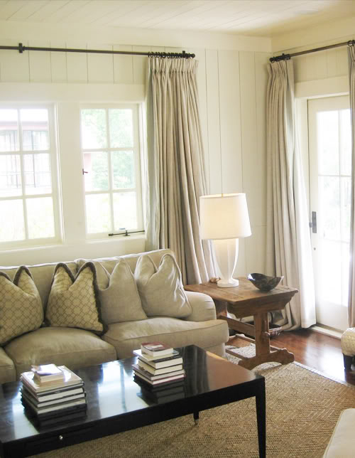 Panelled Room: Mod Vintage Life: More Painted Paneling