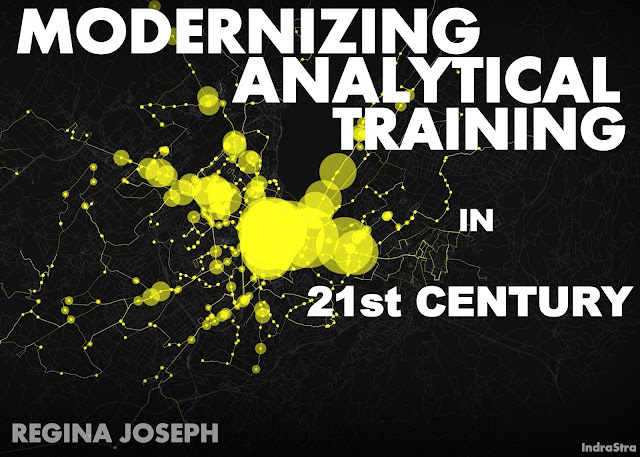 THINK TANK | Modernizing Analytical Training for the 21st Century by Regina Joseph, ISN ETH Zurich