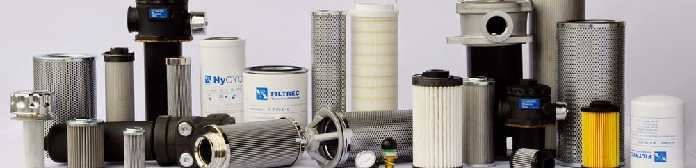 Filtros hidráulicos Filtrec, Filtros hidráulicos MP, Filtros hidráulicos Donalson, Filtros hidráulicos OMT