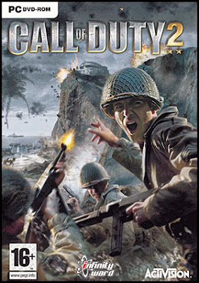 Call of Duty 2 PC Game Compressed Download