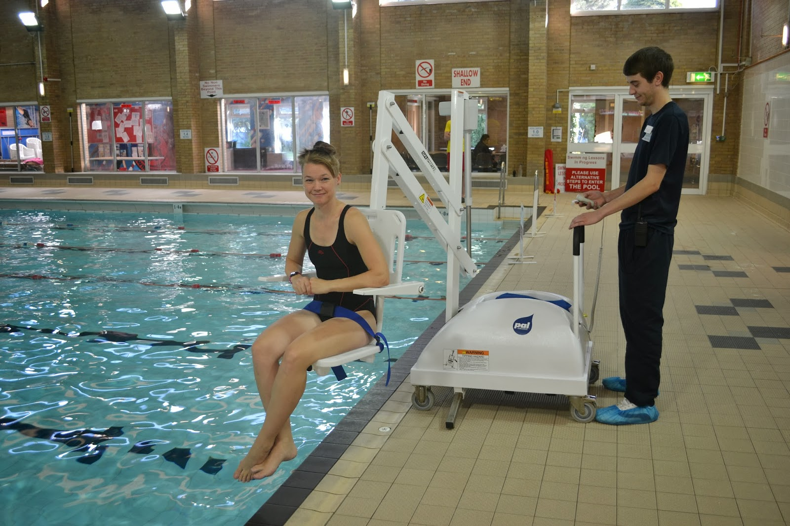 Mobility Products For Disabled People Essex Swimming