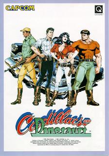 Cadillacs & Dinosaurs Games List Cover Photo