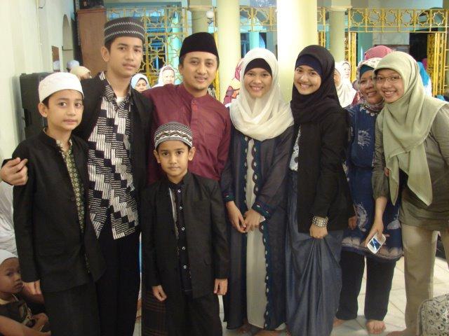 Syakir Daulay dan saudaranya