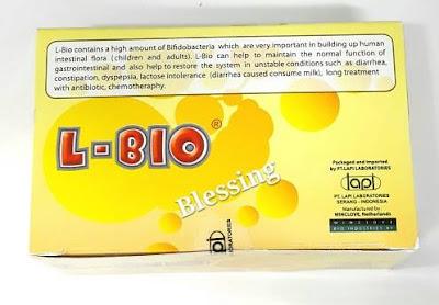 L Bio - Manfaat, Efek Samping, Dosis dan Harga