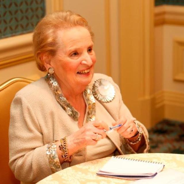 Madeleine Albright Nyatakan Siap Masuk Islam, Salut!