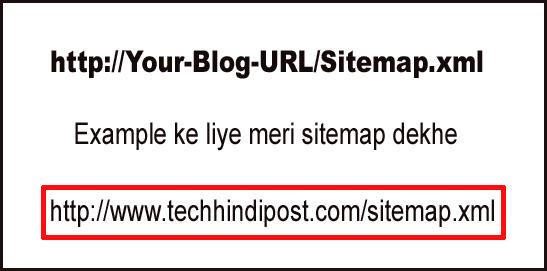 xml sitemap file kaise banaye blog or website ke liye tech hindi