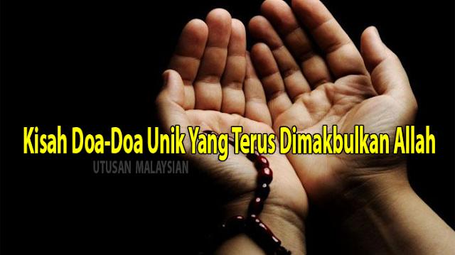 Kisah Doa Dimakbulkan Allah