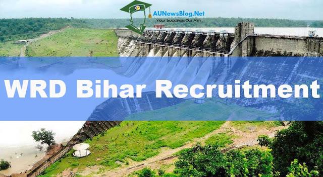 WRD Bihar Jobs Vacancy 2017: 2600+ Recruitment for Engineers