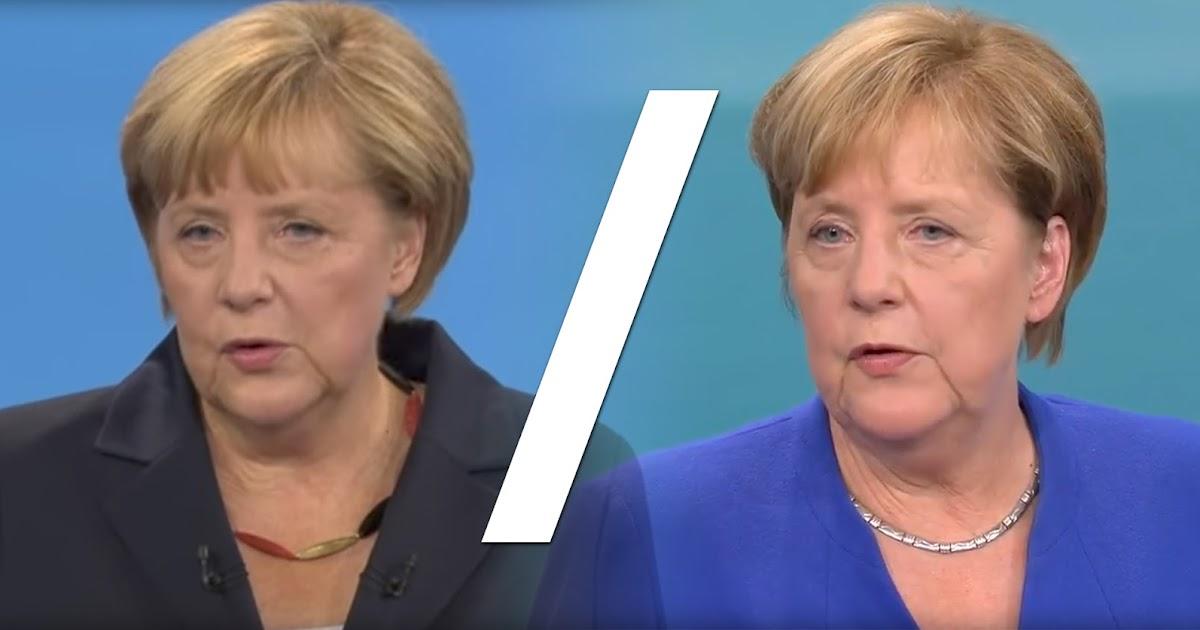 Merkel Im Tv