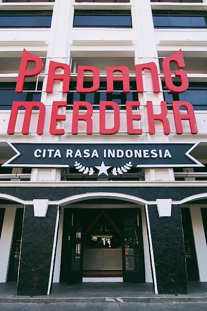 Padang Merdeka - Kota Tua (Jakarta Pusat)