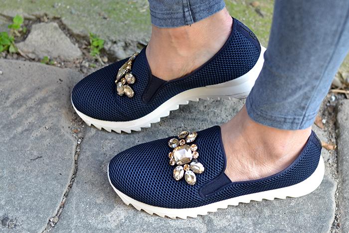 sneakers gioiello