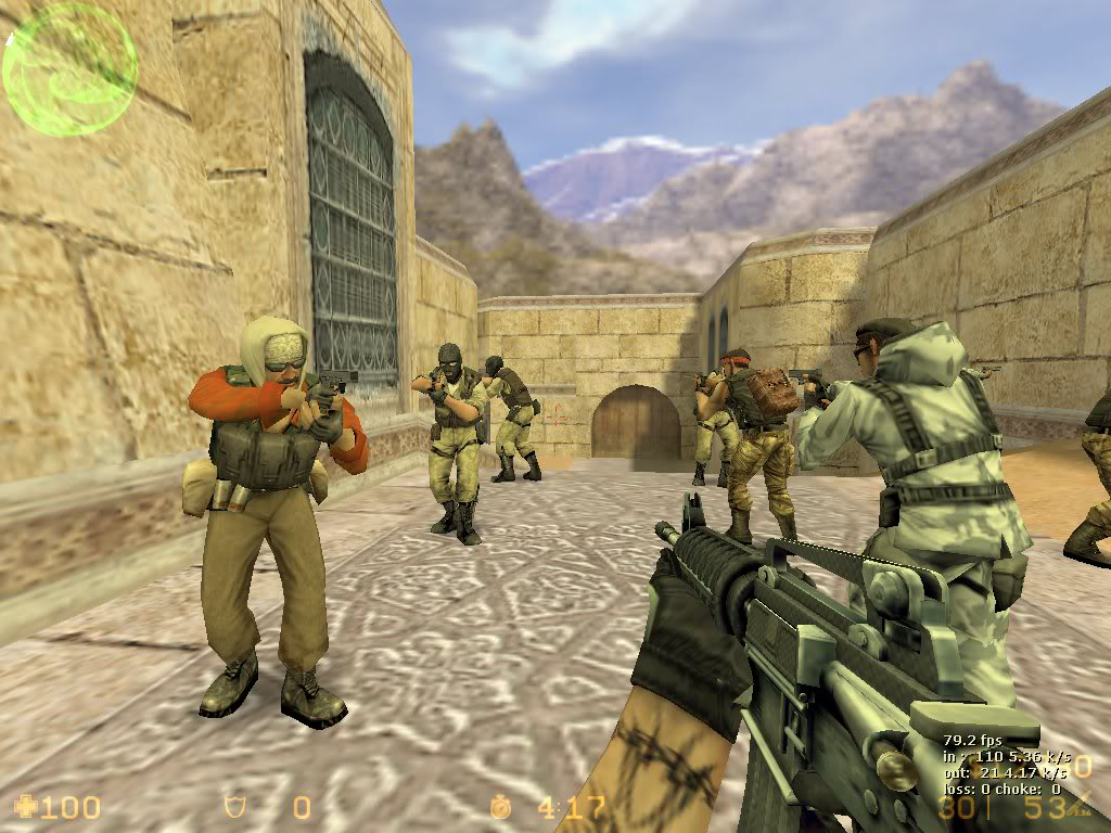Counter-Strike Games