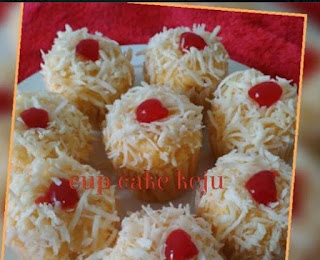 Cup Cake Keju