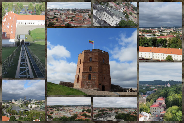 Fun Things to Do in Vilnius Lithuania - Climb Gediminas Tower