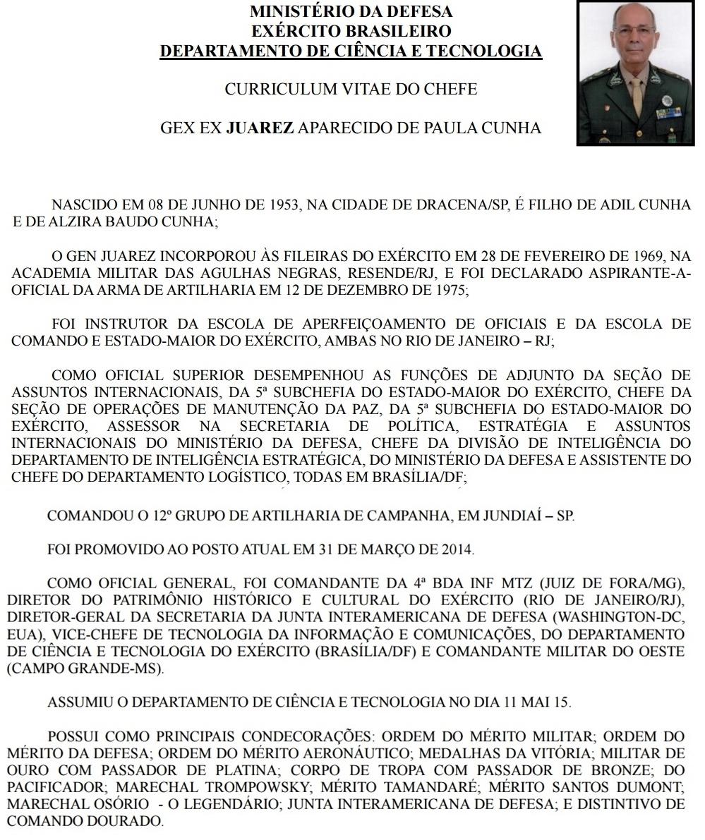 Perfecto Ejemplo De Un Currículum Militar Foto - Colección De ...