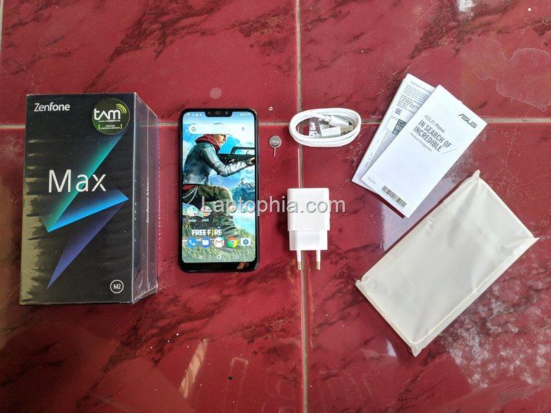 Paket Pembelian Asus Zenfone Max M2 ZB633KL