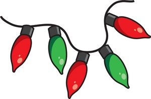 Christmas Lights Clipart