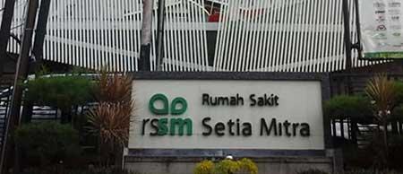 Alamat & Nomor Telepon Call Center Rumah Sakit Setia Mitra