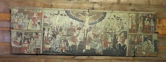 Męka Pańska, 1737 r.