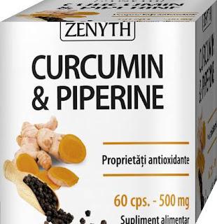 zenyth pareri curcumin piperine capsule