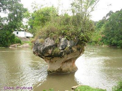 Legenda Goa Putri Di Kota Baturaja Sumsel The Kings Stone
