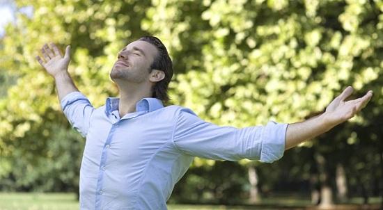 Manfaat Menarik Napas Dalam Bagi Kesehatan