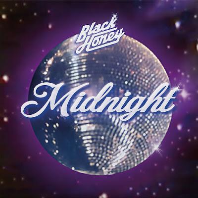 """Disco Dance Rock Lives Forever In Black Honey's """"Midnight"""""""