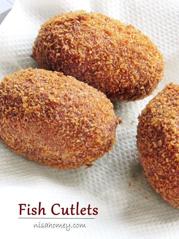 kerala fish cutlets recipe