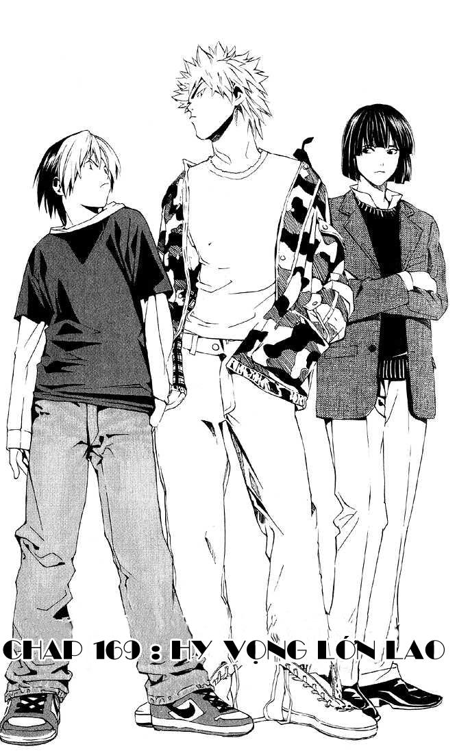 Hikaru No Go hikaru no go chap 169 trang 1