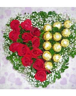 Jual Karangan Bunga Dan Coklat Di Cipayung
