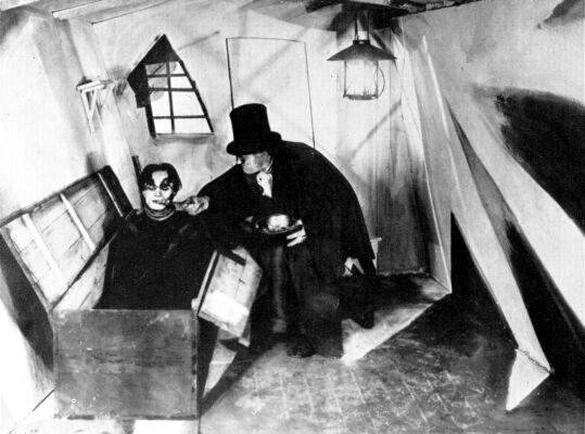 cabinet of docotr caligari 1920